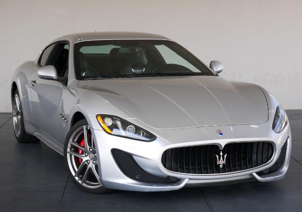 Used2015 Maserati GranTurismo-Marietta, GA