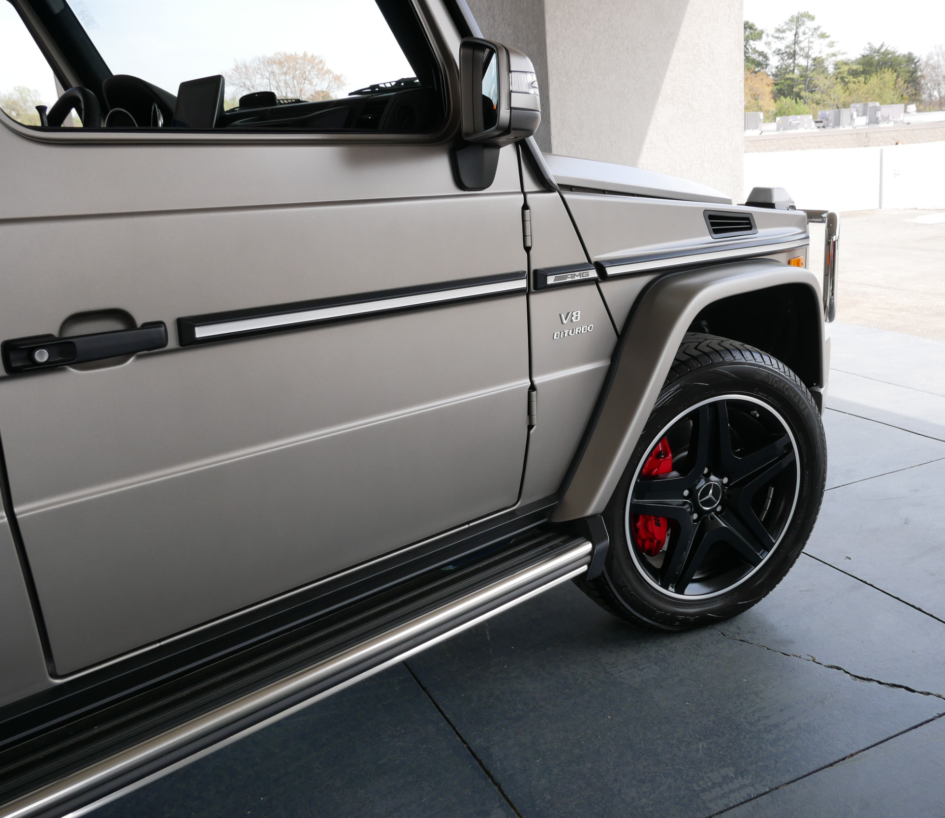 Mercedes Benz G63 Used: Used 2018 Mercedes-Benz G-Class G63 AMG
