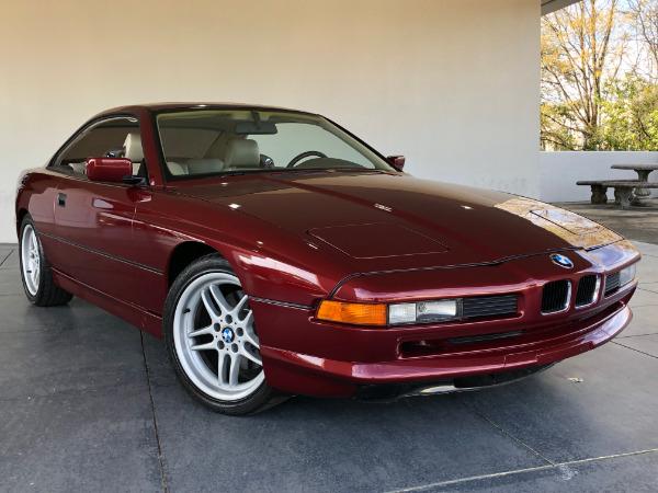 Used1993 BMW 8 Series-Marietta, GA