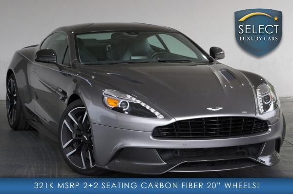Used2015 Aston Martin Vanquish-Marietta, GA