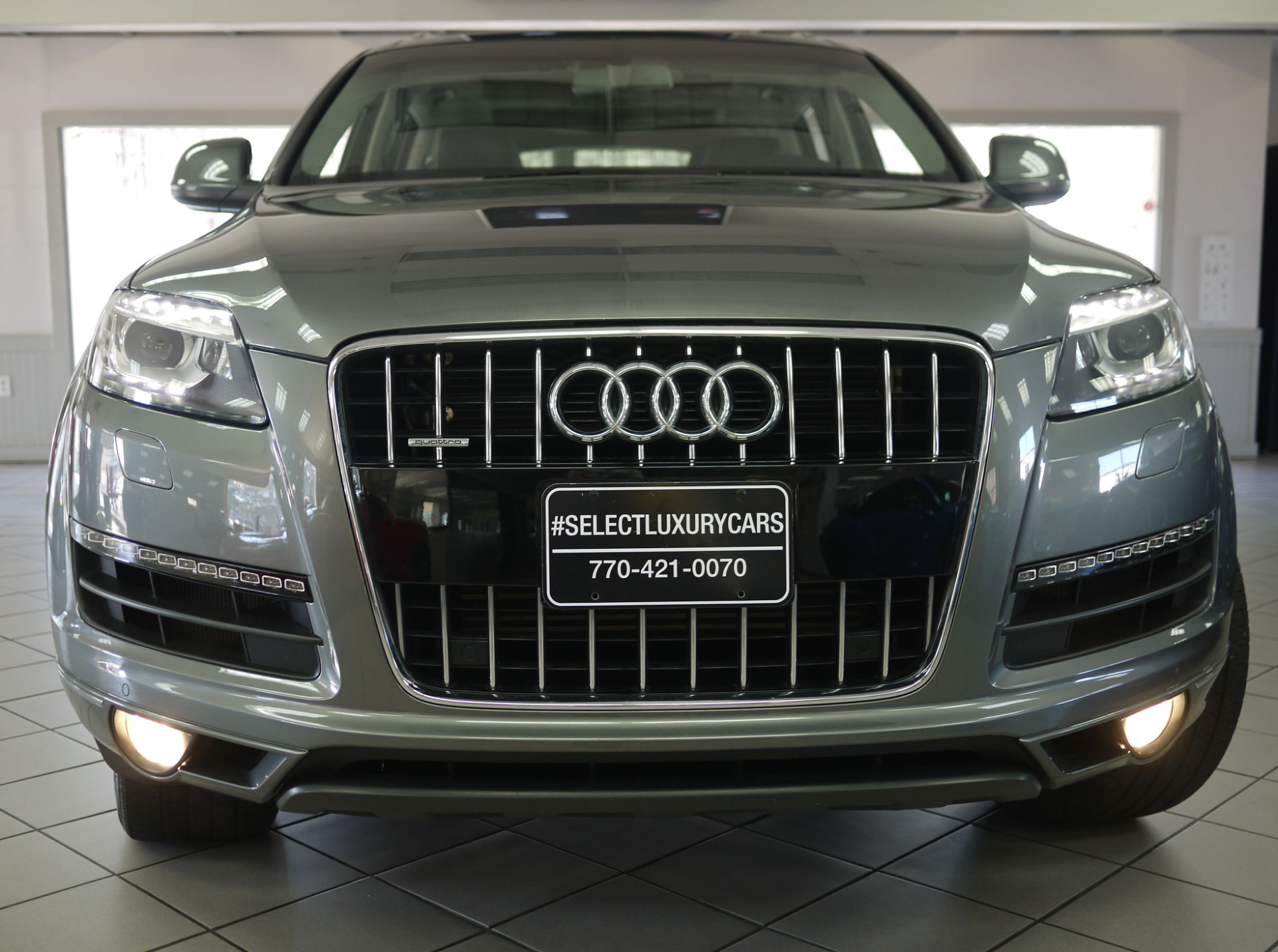 used 2014 audi q7 3 0t premium marietta ga. Black Bedroom Furniture Sets. Home Design Ideas