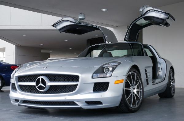 Used2012 Mercedes-Benz SLS AMG®-Marietta, GA