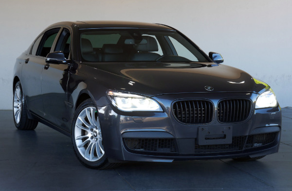 Used2015 BMW 7 Series-Marietta, GA