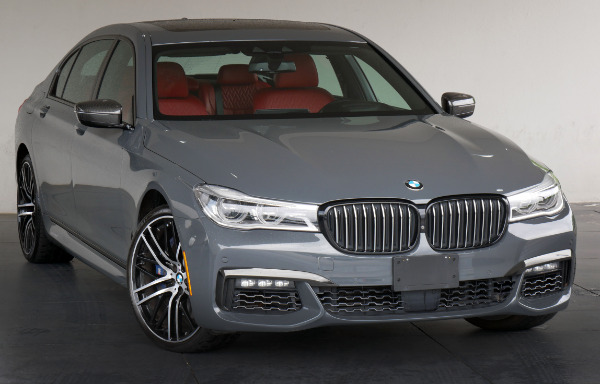 Used2018 BMW 7 Series-Marietta, GA