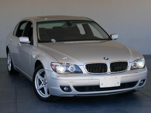 Used2008 BMW 7 Series-Marietta, GA