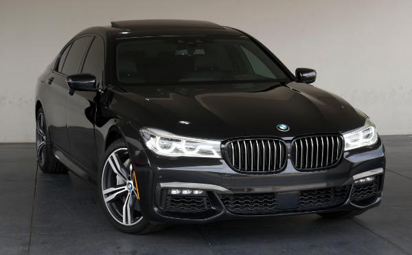 Used2017 BMW 7 Series-Marietta, GA