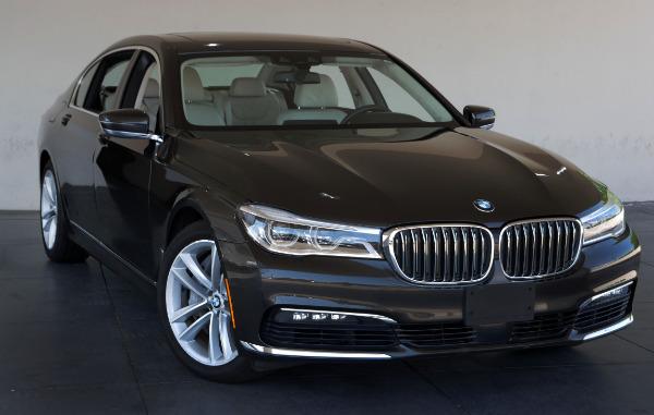 Used2016 BMW 7 Series-Marietta, GA