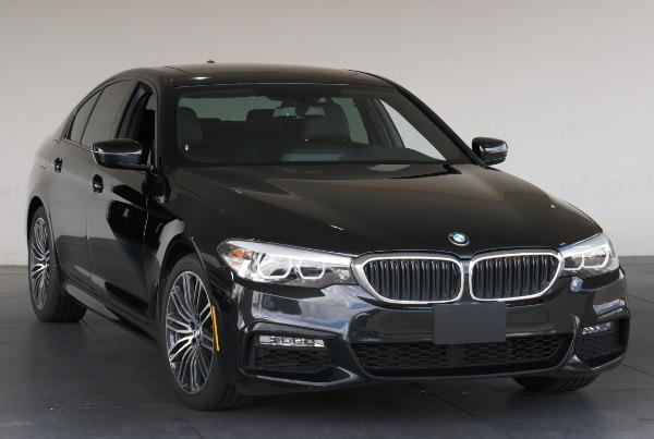 Used2018 BMW 5 Series-Marietta, GA