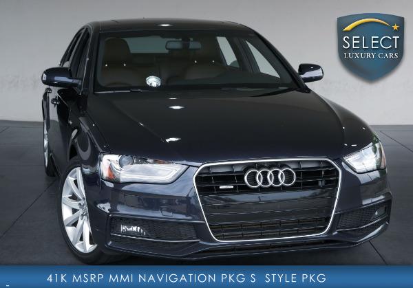 Used2014 Audi A4-Marietta, GA