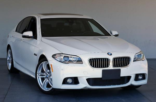 Used2016 BMW 5 Series-Marietta, GA