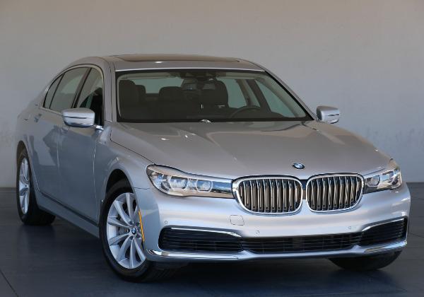 Used2019 BMW 7 Series-Marietta, GA