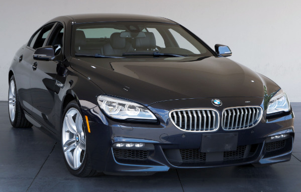 Used2016 BMW 6 Series-Marietta, GA