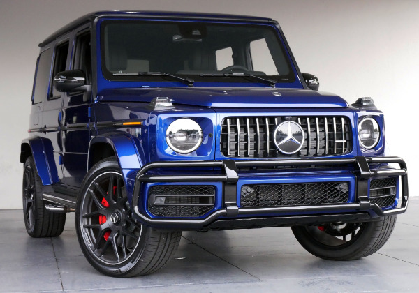 Used 2019 Mercedes Benz G Cl