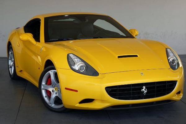 Used2010 Ferrari California-Marietta, GA