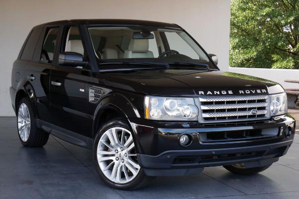 Used2009 Land Rover Range Rover Sport-Marietta, GA
