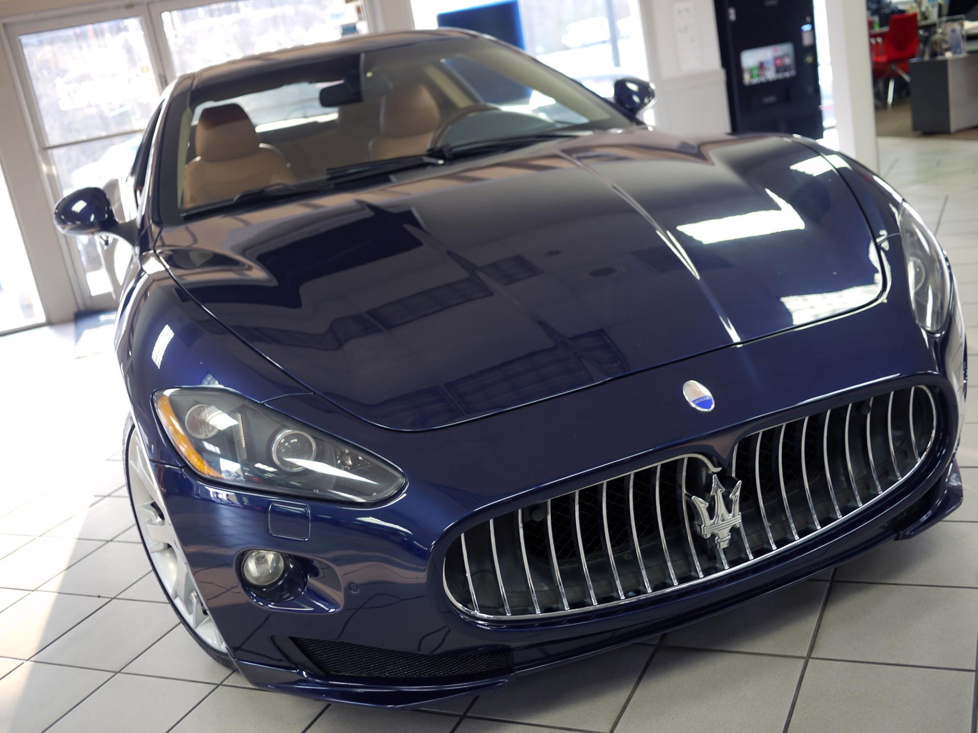 Maserati Granturismo S Maserati Granturismo 2016 Image 92