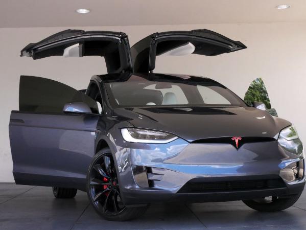 Used 2019 Tesla Model X P100d Marietta Ga