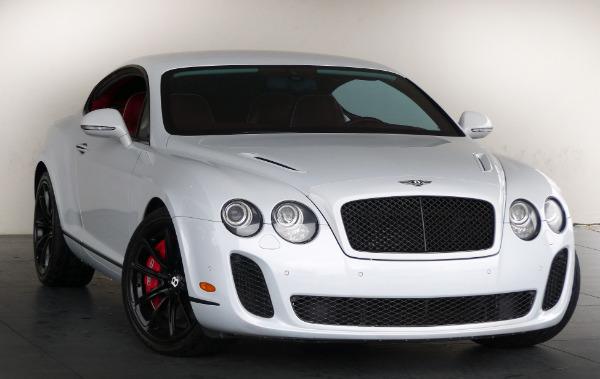 Used2011 Bentley Continental Supersports-Marietta, GA