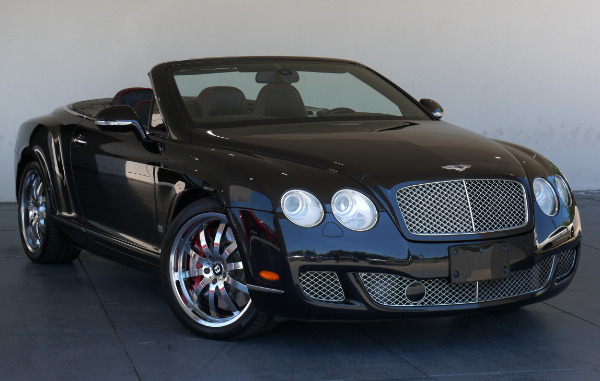 Used2011 Bentley Continental GTC-Marietta, GA