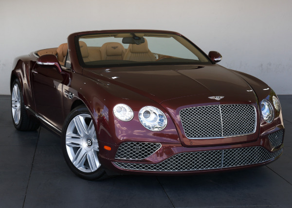 2016-Bentley-Continental GT