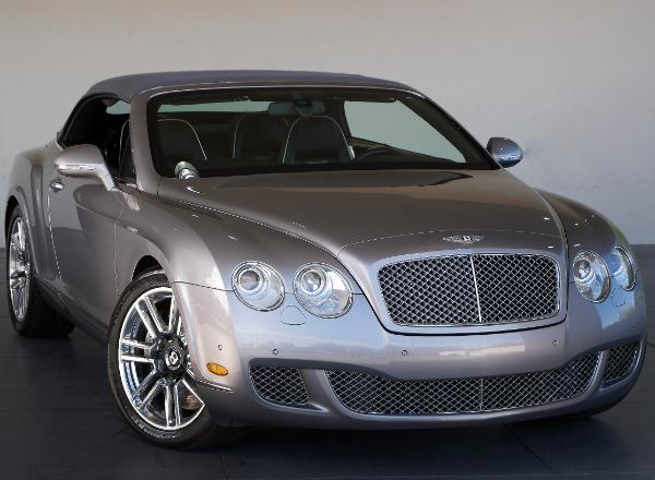 Used2011 Bentley Continental GTC-Marietta, GA