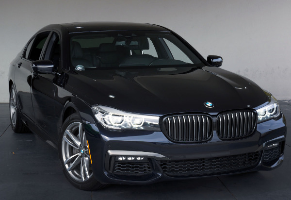 Used2019 BMW 7 Series-Marietta, GA