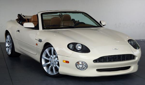 Used2003 Aston Martin DB7 Vantage-Marietta, GA