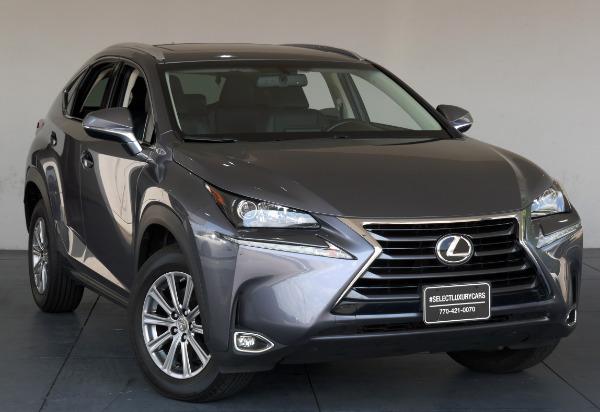 Used2017 Lexus NX-Marietta, GA