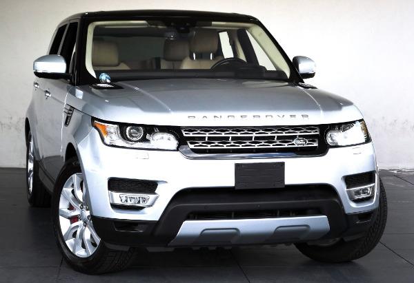 Used2017 Land Rover Range Rover Sport-Marietta, GA