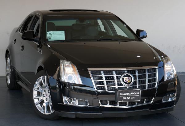 Used2013 Cadillac CTS-Marietta, GA