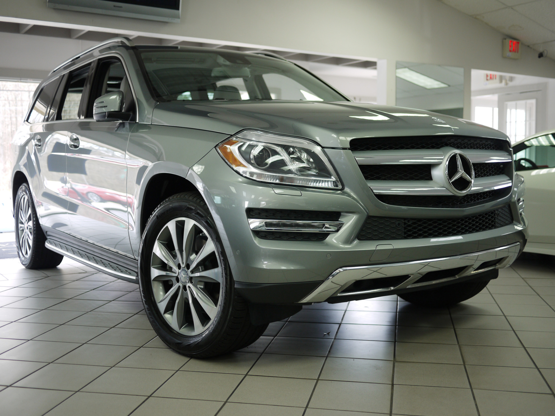 Used 2015 mercedes benz gl class gl450 marietta ga for Mercedes benz financial payment address