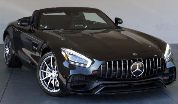 Used2018 Mercedes-Benz AMG® GT-Marietta, GA