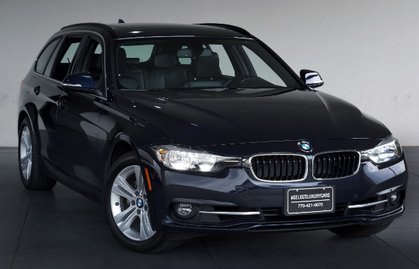 Used2017 BMW 3 Series-Marietta, GA