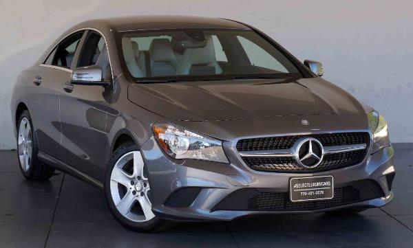 Used2016 Mercedes-Benz CLA-Marietta, GA