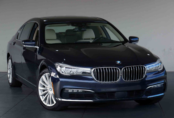 Used2016 BMW 7 Series-Marietta, GA