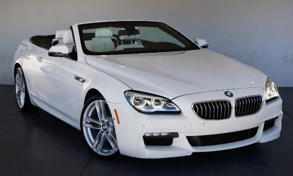 Used2016 BMW 6 Series-Marietta, GA