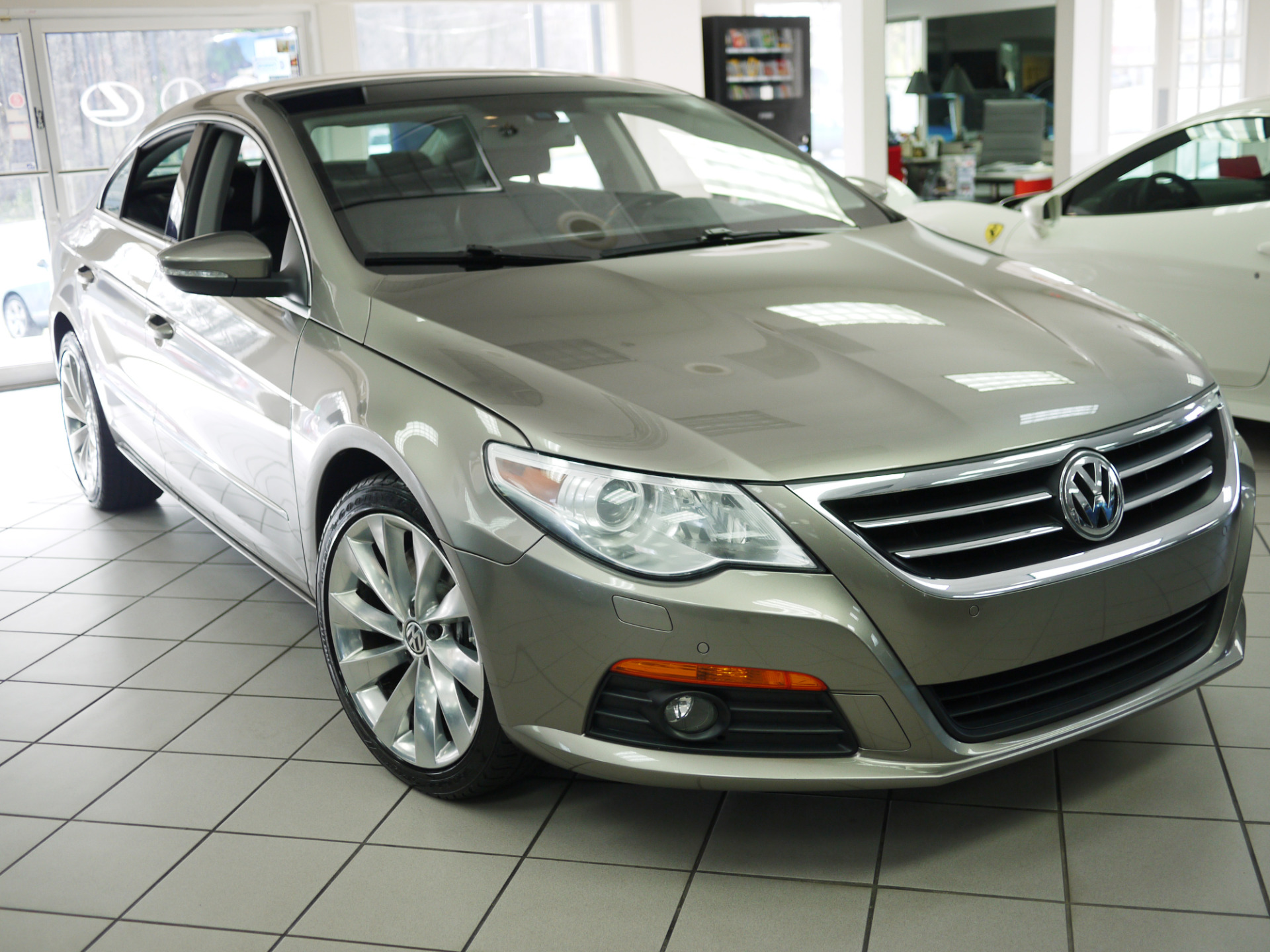 Used 2012 Volkswagen CC VR6 Executive | Marietta, GA