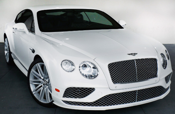 2017-Bentley-Continental GT