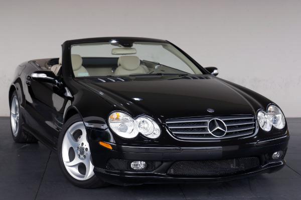 Used2005 Mercedes-Benz SL-Class-Marietta, GA