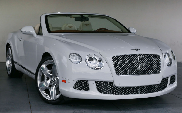 Used2013 Bentley Continental GTC-Marietta, GA