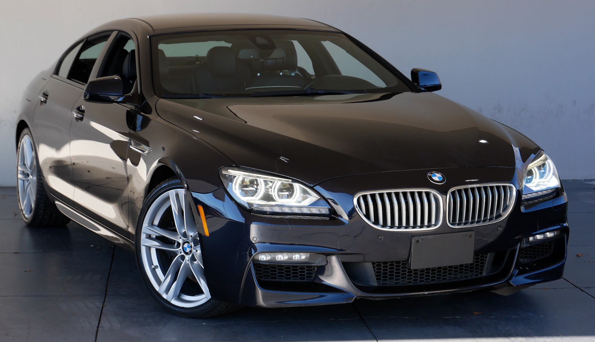 2014 BMW 6 Series 650i Gran Coupe