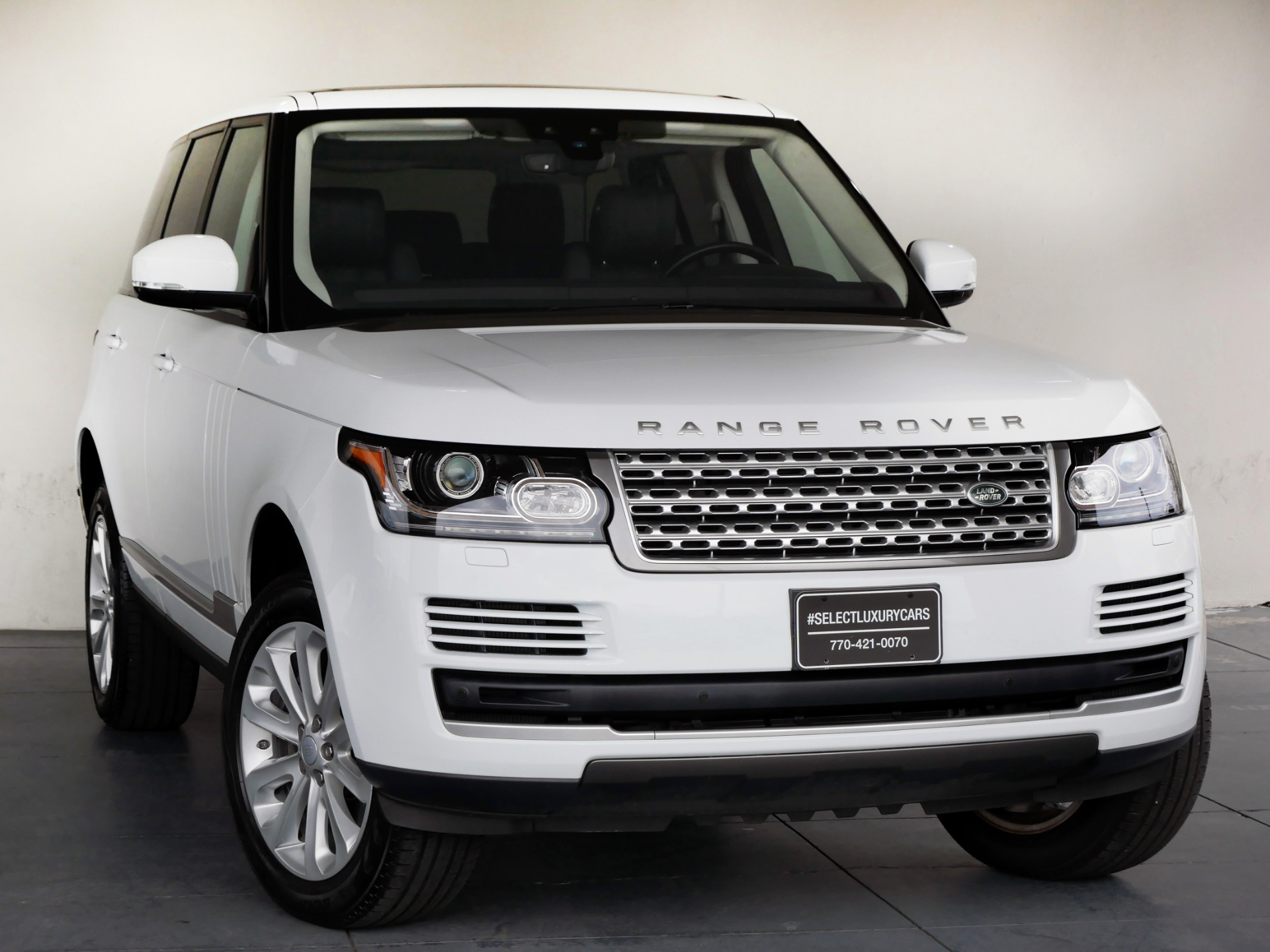 2017 Land Rover Range Rover 3.0L V6 Supercharged HSE