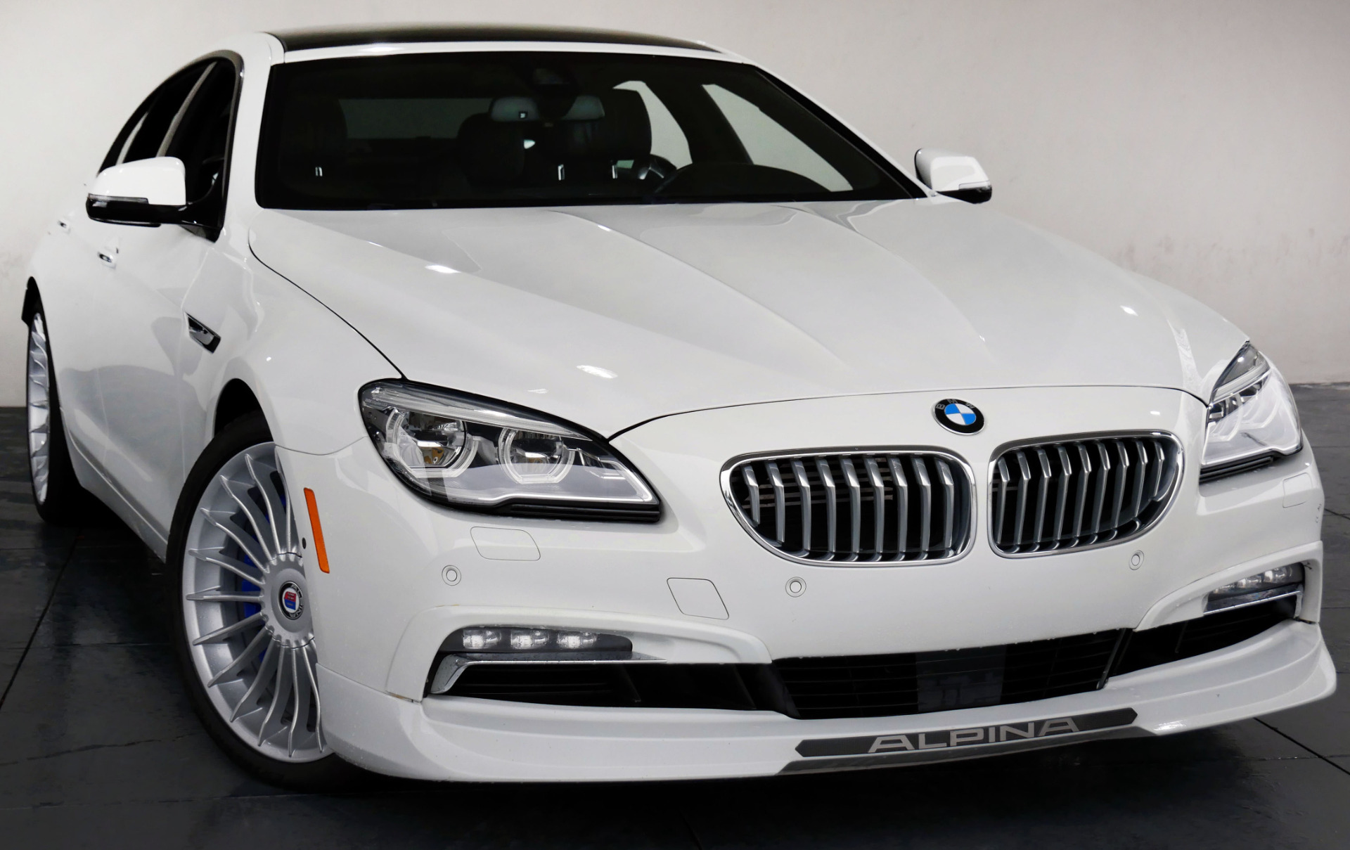 2017 BMW 6 Series ALPINA B6