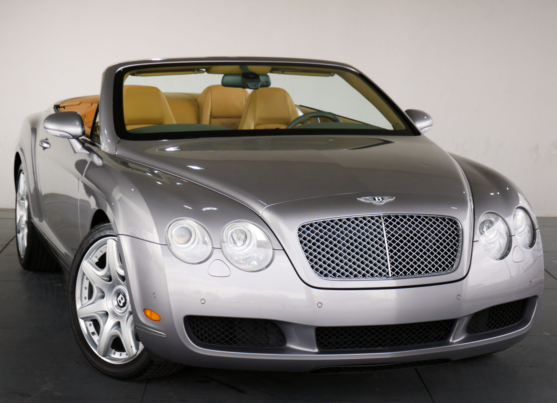 2008 Bentley Continental GTC Base