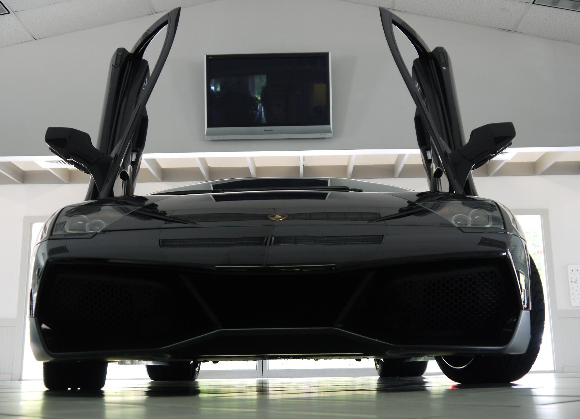 Used 2010 Lamborghini Murcielago Lp670 4 Sv Marietta Ga