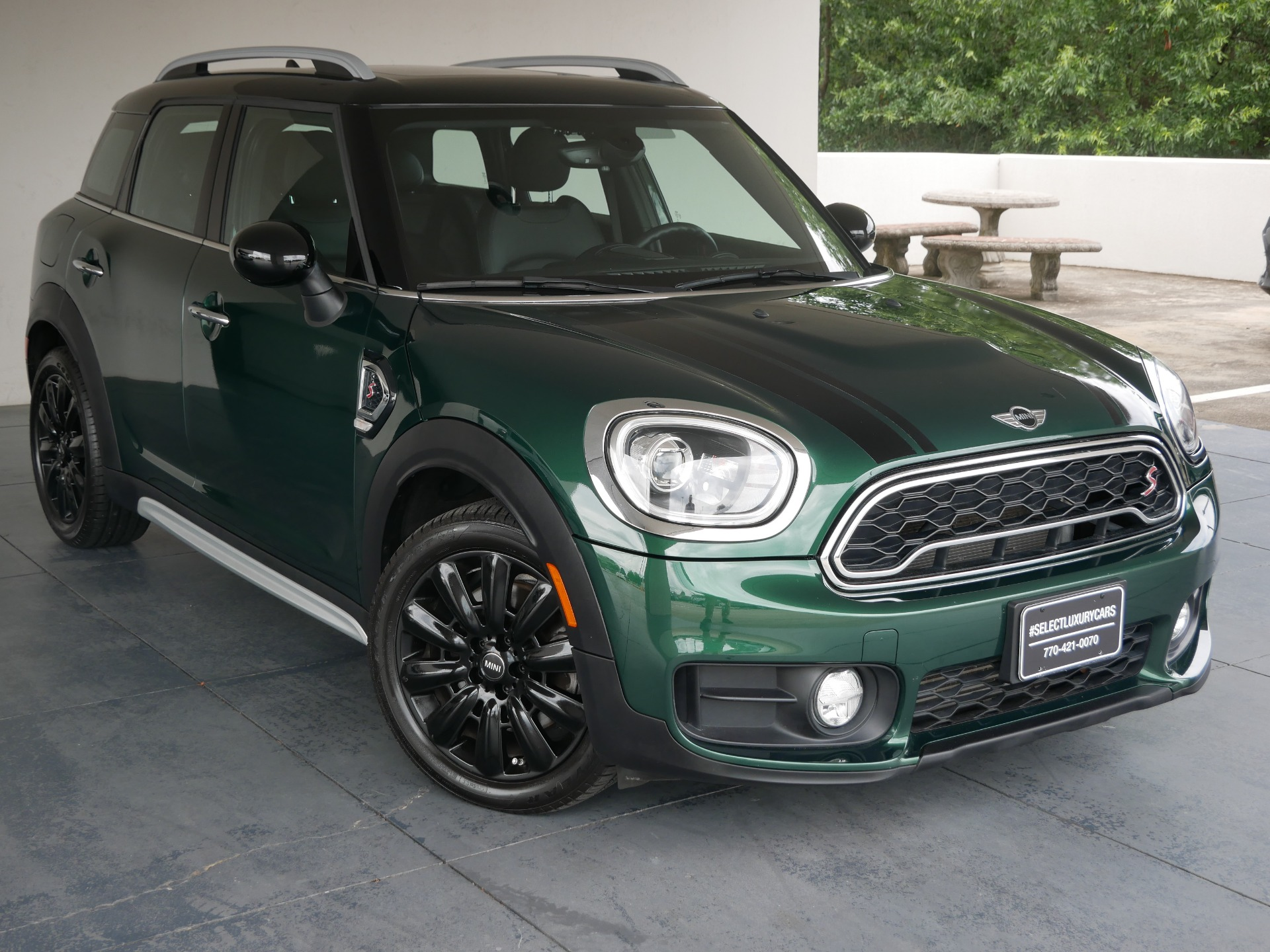 2017 MINI Cooper S Countryman Base