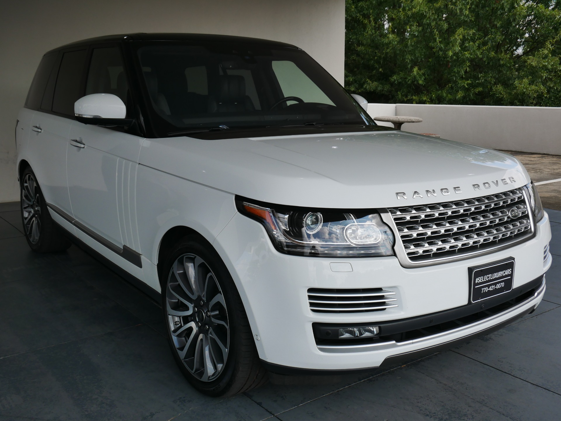 2017 Land Rover Range Rover 5.0L V8 Supercharged Autobiography