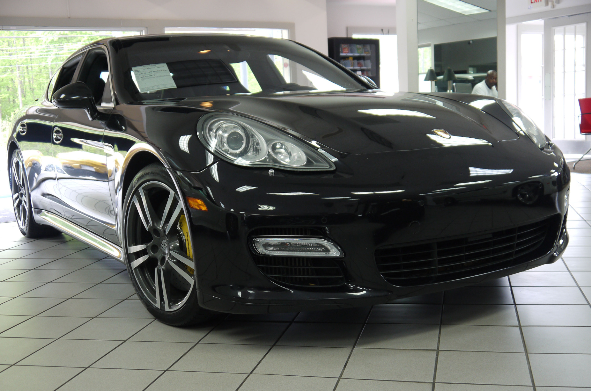 used 2010 porsche panamera turbo marietta ga. Black Bedroom Furniture Sets. Home Design Ideas