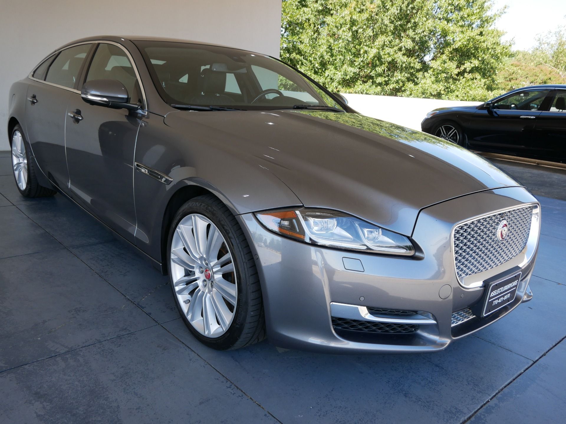 2016 Jaguar XJ XJL Supercharged
