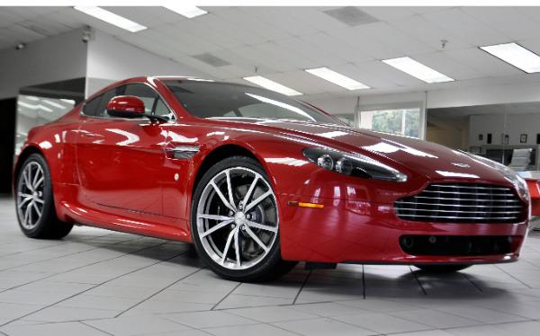 Used2012 Aston Martin V8 Vantage-Marietta, GA